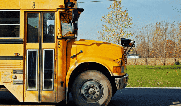 A Simple Act of Kindness:  Bus Drivers are the Best