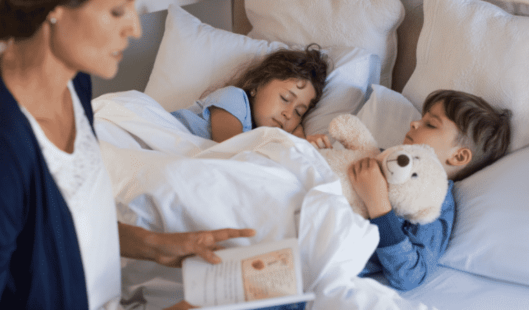 """Dad Pens Hilarious Bedtime Books For Parents, """"Go the F— to Sleep"""""""