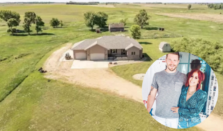 Teen Mom Star Chelsea Houska Lists Previous House And Its Stunning