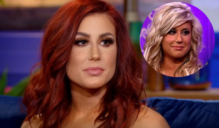 Teen Mom Star Chelsea Houska Finally Ditches The Fake Red Hair