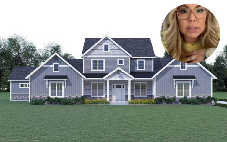 kails new house