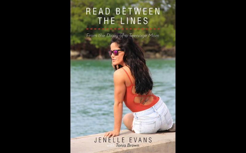 jenelle evans book