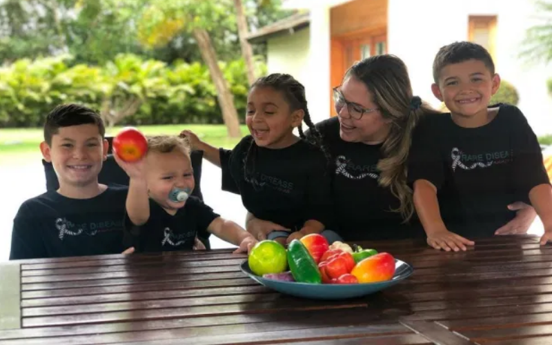 kail and kids
