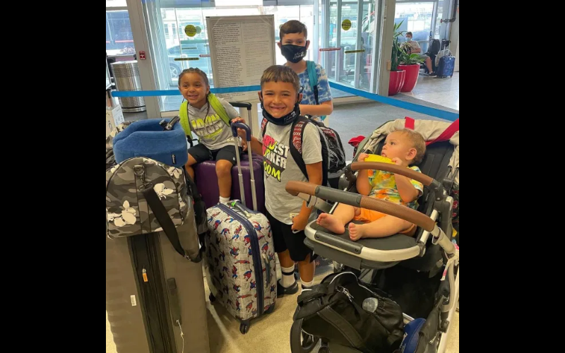 kail and kids head to pc