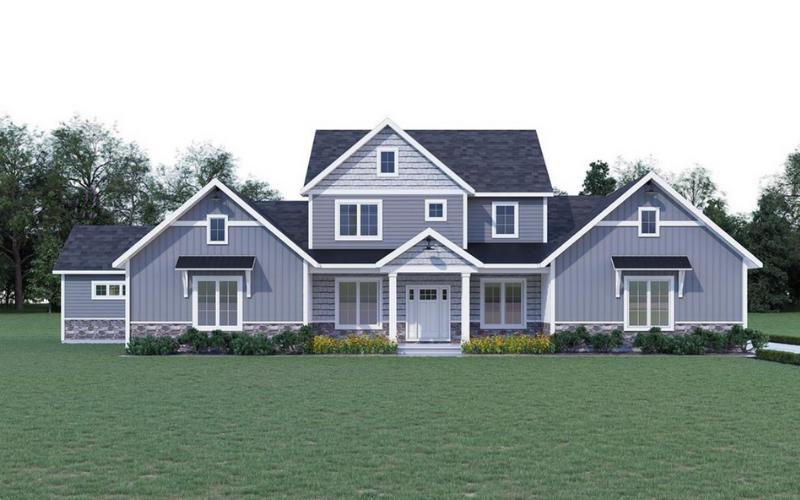 Kailyns new house build