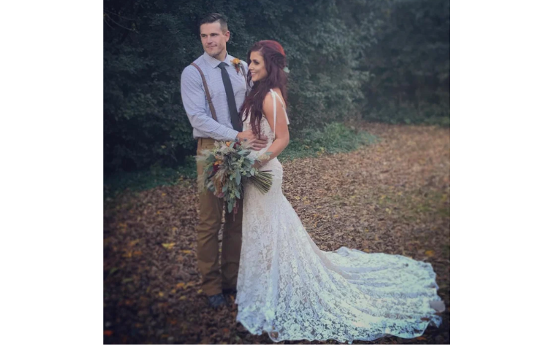 Chelsea and Cole wedding