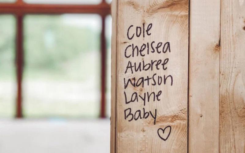 Chelsea expecting