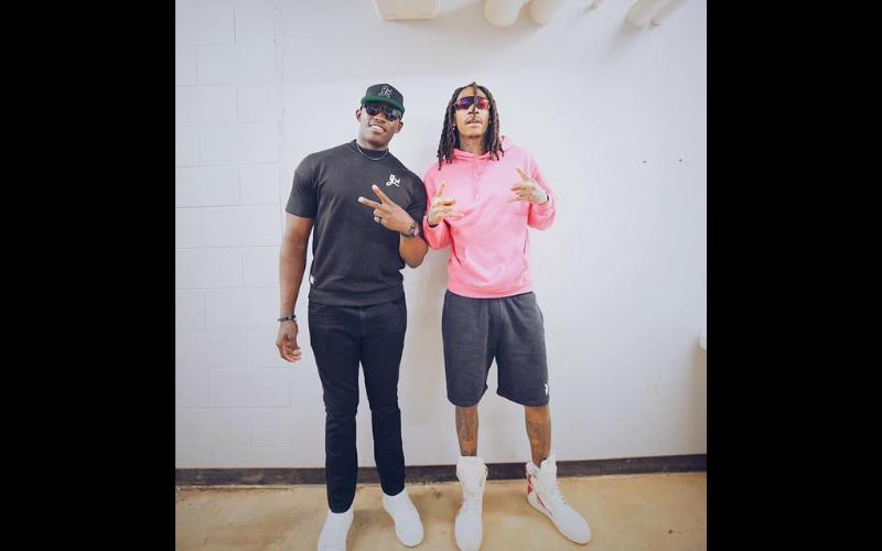 Jaylan and Wiz Khalifa