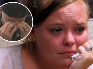 cate and ty cry