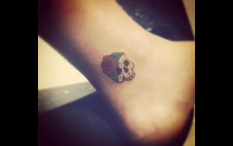 chelsea ankle tat