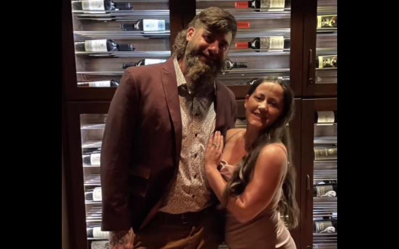Jenelle and David anniversary