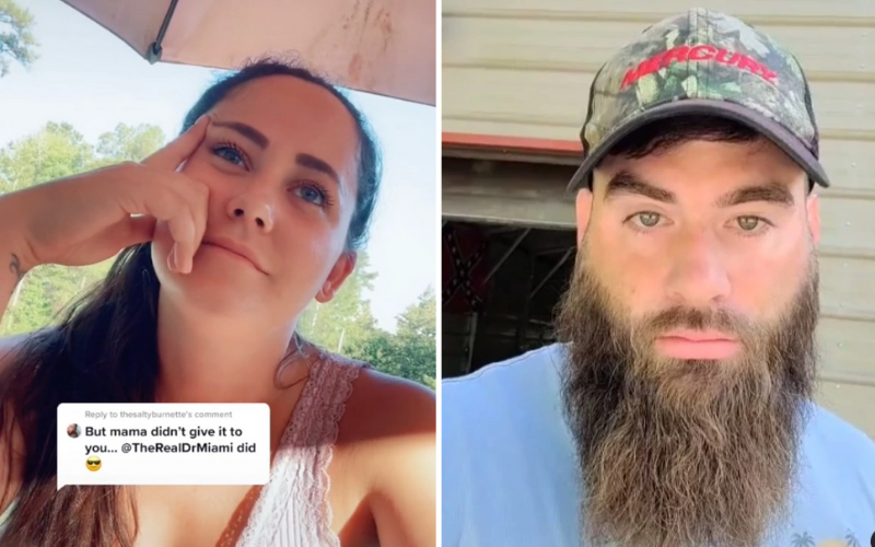 Jenelle and David to the haters